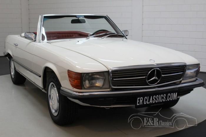 Mercedes-Benz 350SL 3.5 V8 1972 a vendre