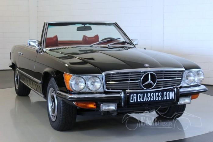 Mercedes-Benz 350 SL Cabriolet 1972 a vendre