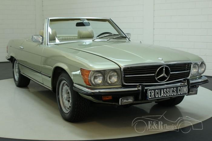 Mercedes Benz 450SL 1973  a vendre