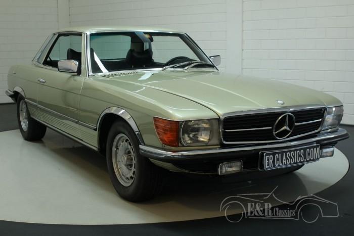 Mercedes-Benz 450 SLC 1976 a vendre