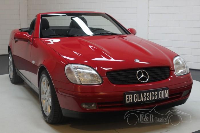 Mercedes-Benz SLK 200 Roadster 1997  a vendre