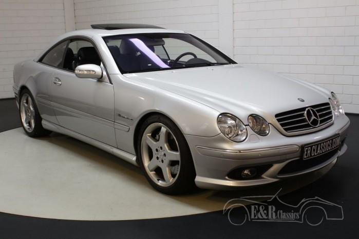 Mercedes-Benz CL55 AMG a vendre