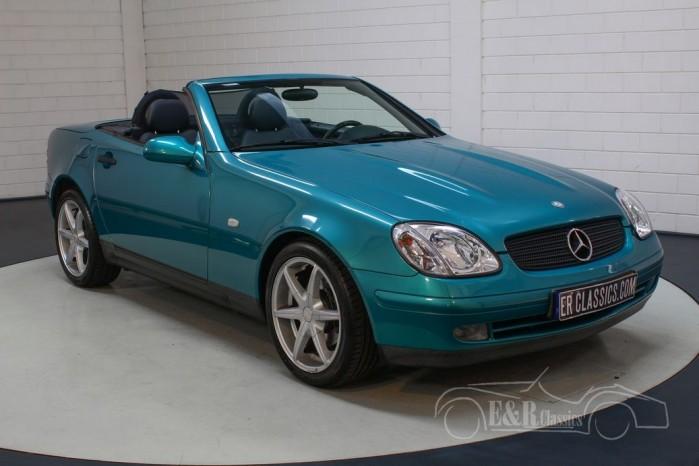 Mercedes-Benz SLK 200 a vendre