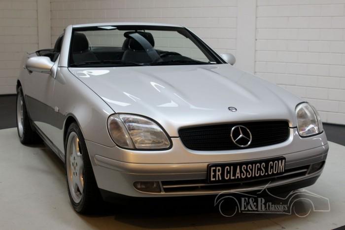 Mercedes SLK 200 cabriolet 1998 a vendre