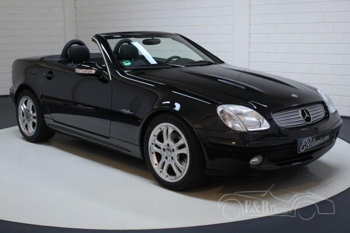 Mercedes-Benz SLK 200 Final Edition 2003  a vendre