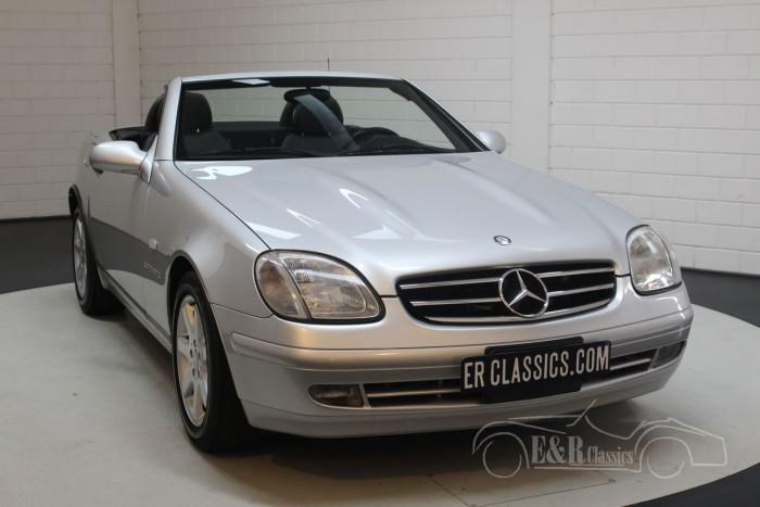 Mercedes-Benz SLK 230 1999  a vendre