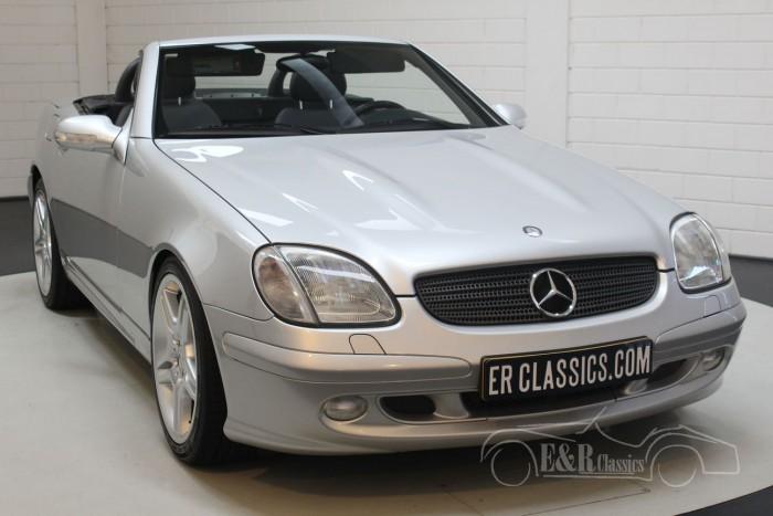 Mercedes-Benz SLK 320 V6 2003 a vendre