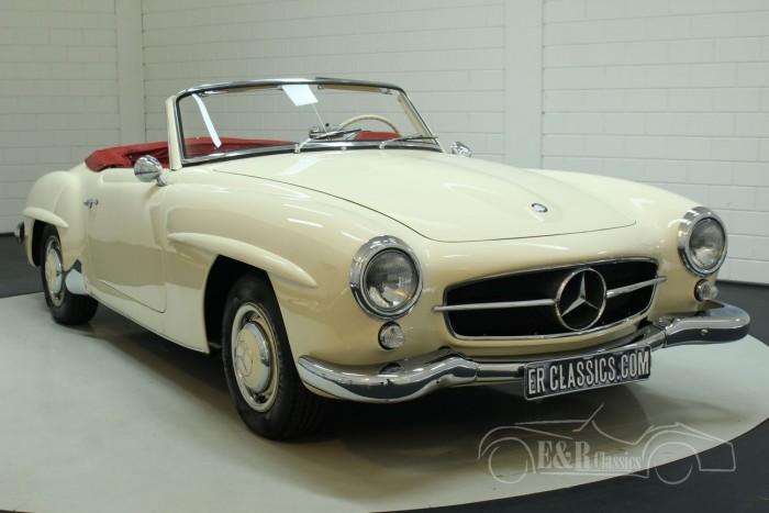 Mercedes-Benz 190SL 1955  a vendre
