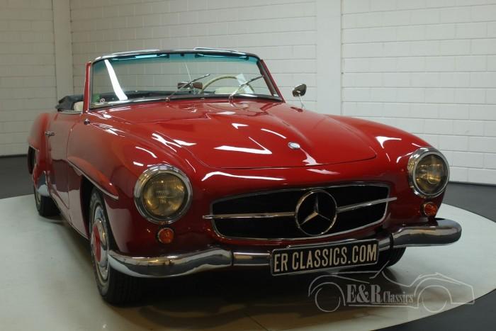 Mercedes-Benz 190SL 1956  a vendre