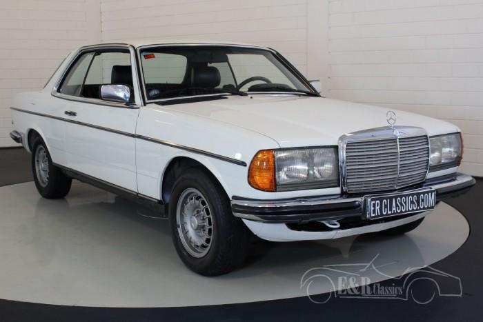 Mercedes 280 CE (W123) 1983  a vendre