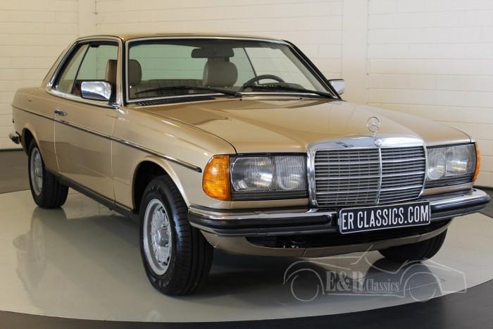 Mercedes-Benz 230CE Coupe 1984  a vendre