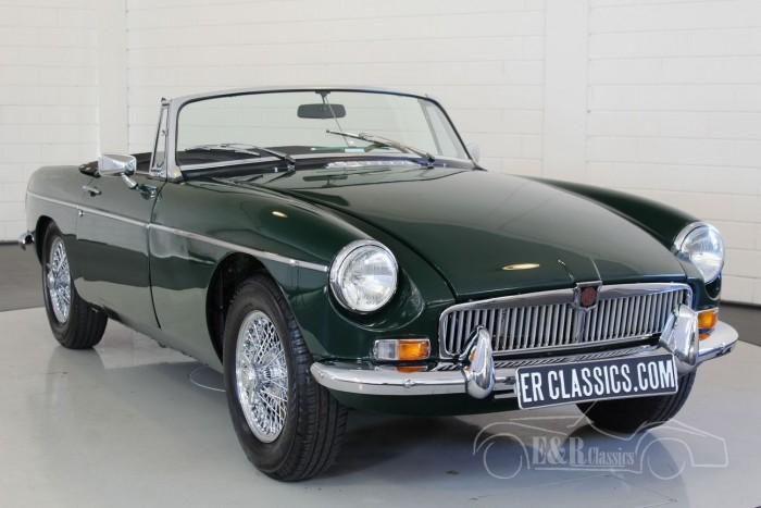 MGB 1971 Cabriolet a vendre