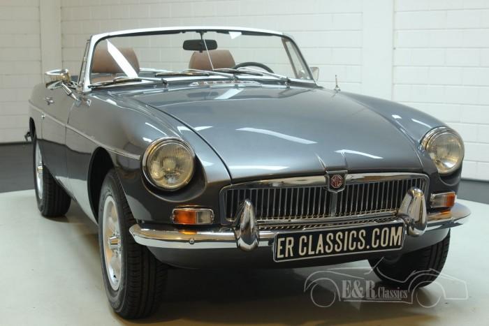 MGB Cabriolet 1977 a vendre