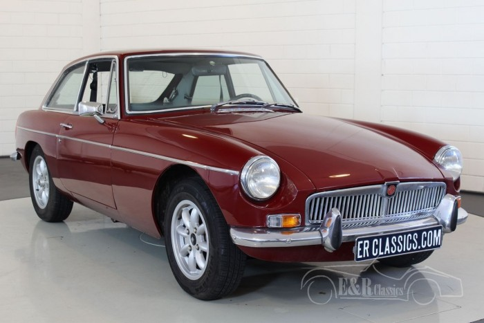 MGB GT coupe 1973  a vendre