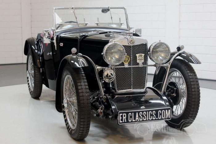 MG J2 Midget 1933 a vendre
