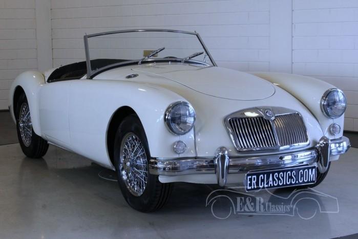 MGA 1500 Roadster 1955  a vendre