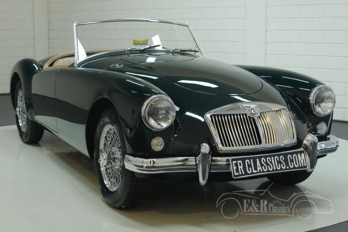 MGA cabriolet 1958  a vendre