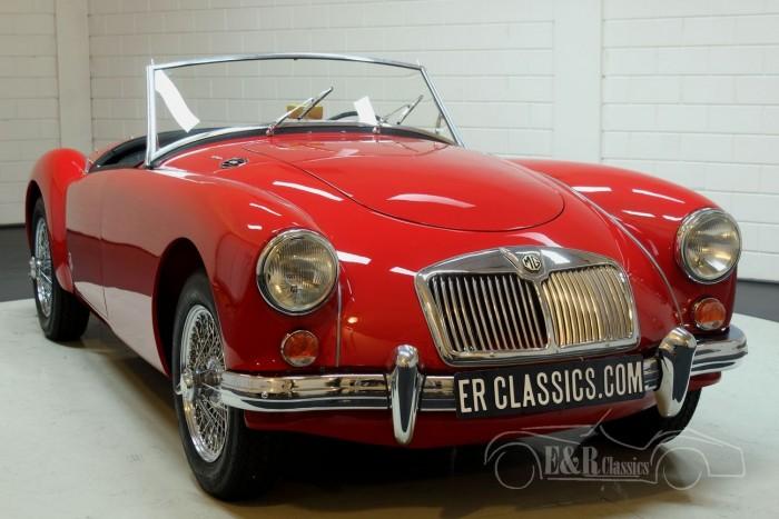 MGA 1600 Cabriolet 1959  a vendre