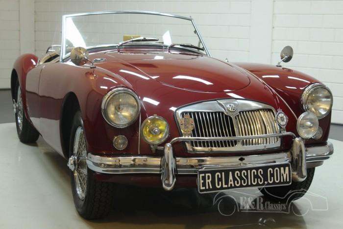 MGA Cabriolet 1960  a vendre