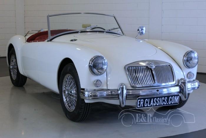 MGA Roadster 1959 a vendre