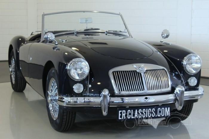 MGA 1600 Roadster 1960 a vendre