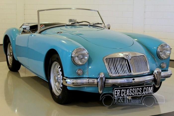 MG MGA Twincam cabriolet 1959  a vendre