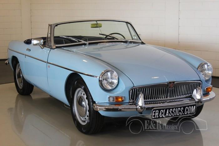 MG MGB Cabriolet 1964  a vendre