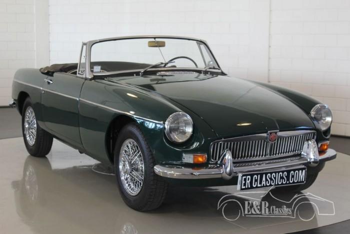 MGB Cabriolet 1965  a vendre