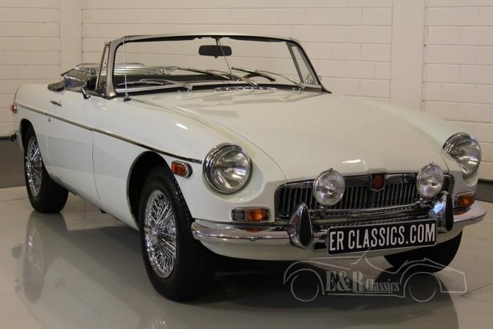 MGB 1975 cabriolet a vendre