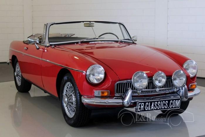 MG MGB Cabriolet 1963 a vendre