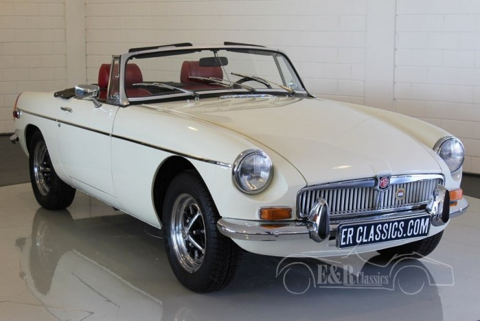 MGB Cabriolet 1974 a vendre