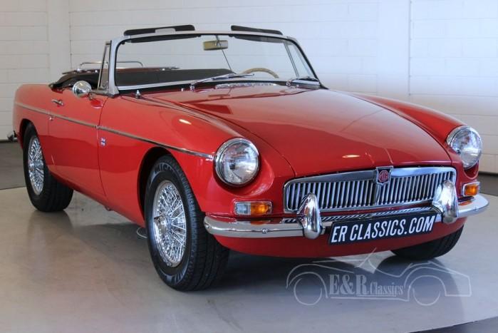 MGB Roadster 1964 a vendre