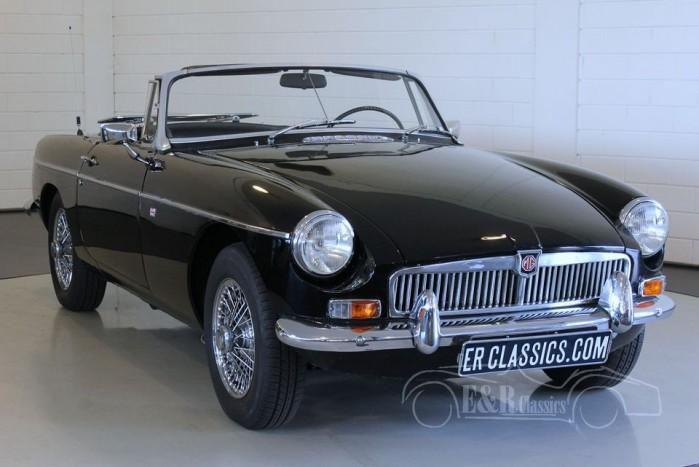 MGB roadster 1966 a vendre