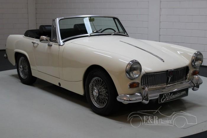 MG Midget MKIII 1968 a vendre