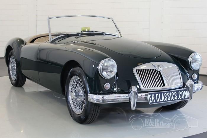 MGA 1957 cabriolet  a vendre