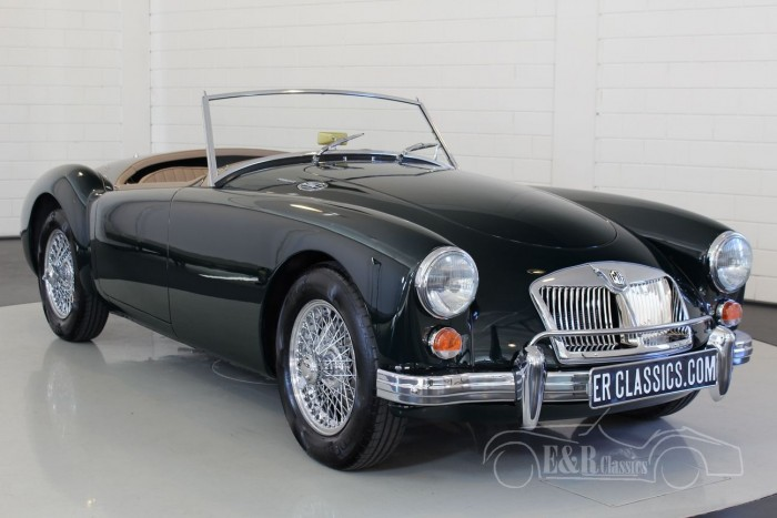 MGA MKII cabriolet 1962  a vendre