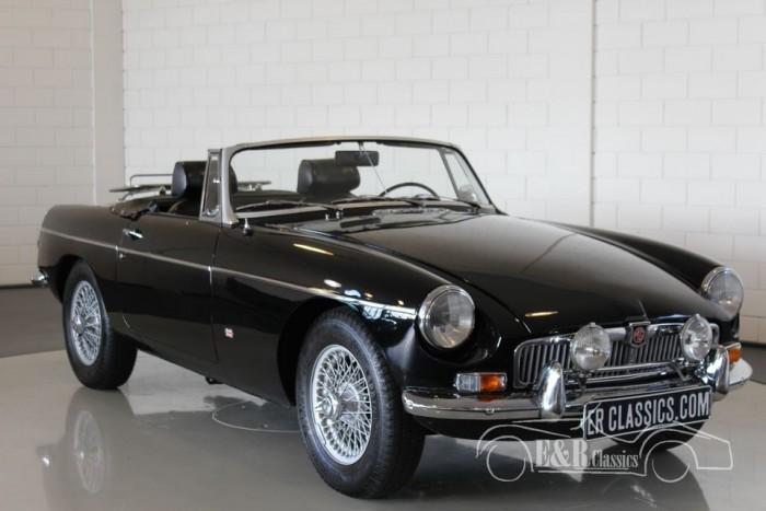 MGB 1969 cabriolet  a vendre