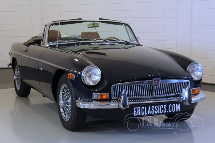 MGB cabriolet 1971  a vendre