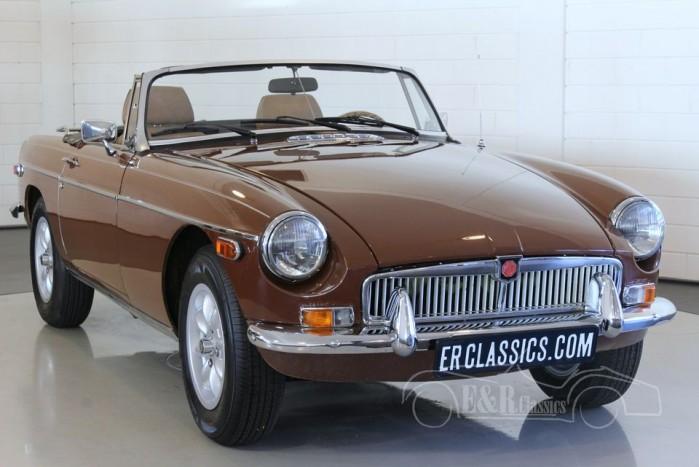 MGB Cabriolet 1980  a vendre
