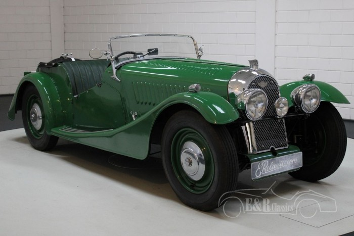 Morgan 4/4 Roadster 1936 a vendre
