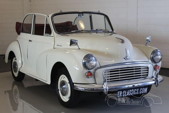 Morris Minor 1000 Tourer 1957 a vendre