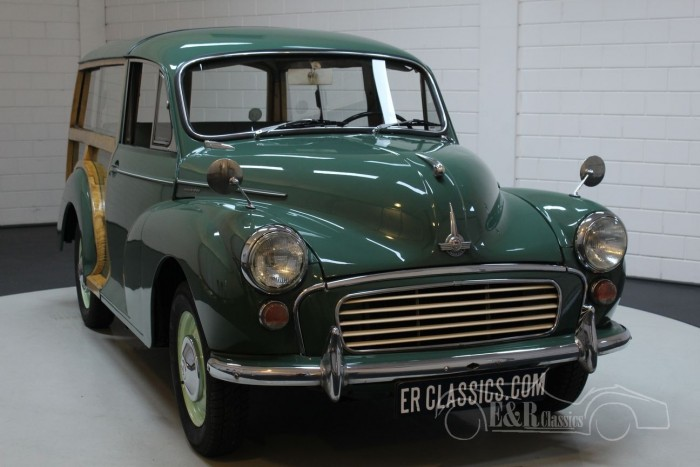 Morris Minor Traveller 1000 1969 a vendre
