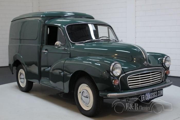 Morris Van 1960  a vendre