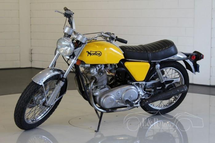 Norton Commando 750 Roadster 1972 a vendre