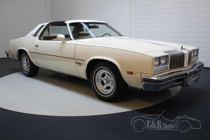Oldsmobile Cutlass Supreme 1977 a vendre