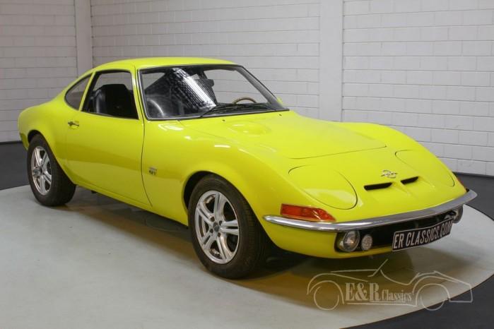 Opel GT  a vendre
