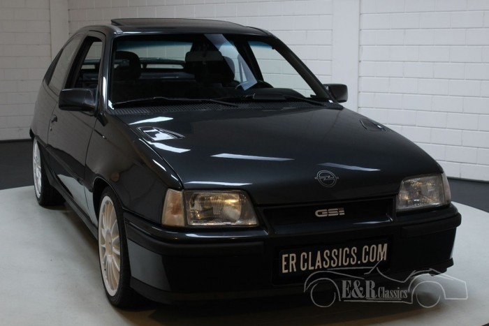 Opel Kadett E GSI 2.0 1990  a vendre