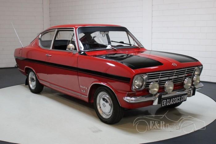 Opel Kadett Rallye a vendre