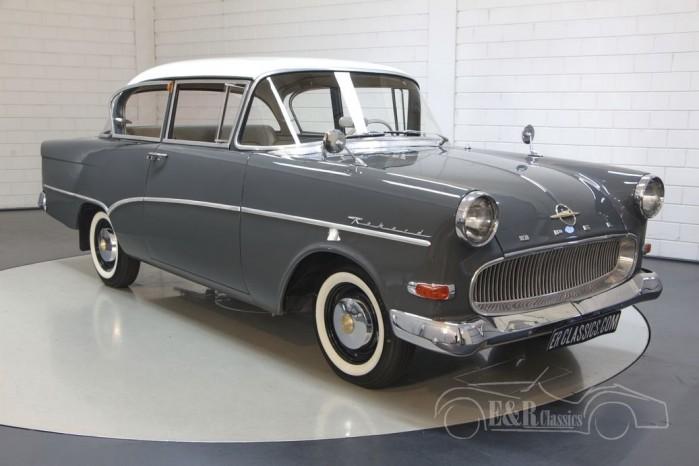 Opel Olympia Rekord P1 a vendre