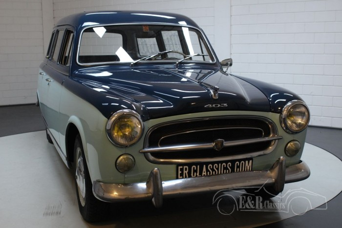 Peugeot 403 Commerciale 1959  a vendre